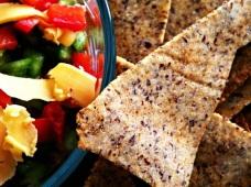 DIY Gluten Free Doritos